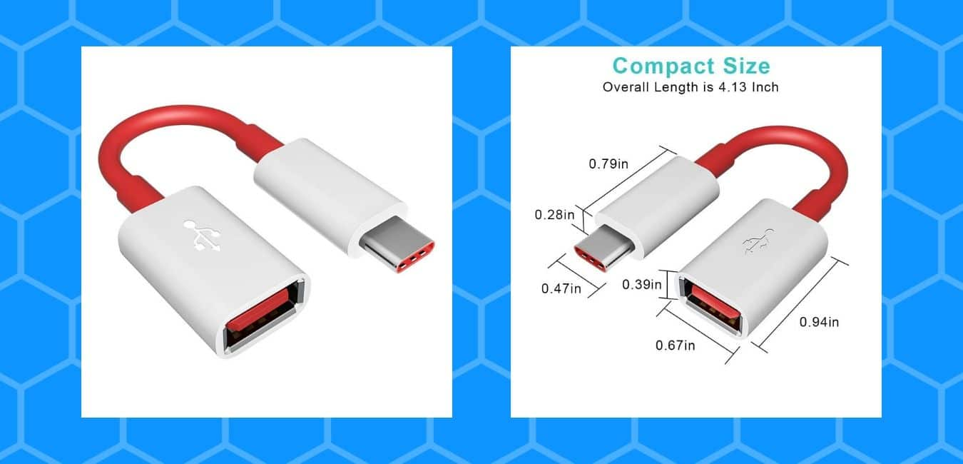 Type-C OTG Cable